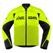 Icon Menand039s Contra 2 Mesh Cruiser Motorcycle Jacket Xl
