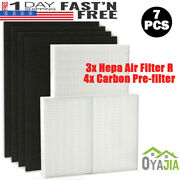 3x Hepa Filters For Honeywell Air Purifier – Hpa090 Hpa100 Hpa200 Hpa300 Hrf-r3