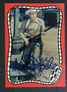 Monte Hale D.2009 Signed Autographed 1993 Riders Of The Silver Screen Card 104