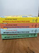 Lot Of 4 Antique Trader Antiques And Collectibles Price Guide 4,5,6,7 Edition