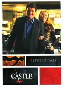 Castle Season 3 And 4 Behind The Scenes Insert Card B1