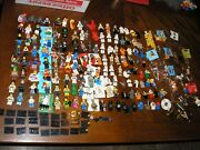 Large Lot Of 158 Vintage Lego Mini Figures Star Wars +++ For Parts Free Shipping