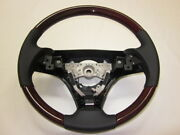 New Gs350 Lexus 19 Series Grs191 Late Wood Combination Steering Handle Control