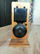 Antique Boat Bell Vintage Ship Ring Collection Collectible Alarm System Marine