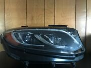2015-2019 Mercedes S550 Coupe Led Without Night Vision Rh Passenger