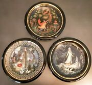 Bradex Tianex Russian Collector Plates Framed Sold Separately
