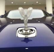 High Quality Shining Spirit Of Ecstasy For Rolls Royce Ghost