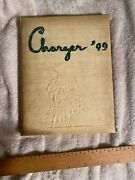 1949 Bell Gardens California Yearbook Charger