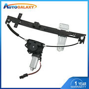 Power Window Regulator And Motor For 2000-2004 Grand Cherokee 741-557 Front Right