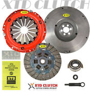 Amc Stage 1 Clutch And Cast Iron Flywheel Kit Fits 93-97 Corolla Celica Prizm