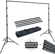 Linco Lincostore 9x10 Ft Photography Photo Backdrop Stand Background Support Sys