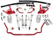 Umi Fbf035r 1970-1981 Gm F-body Handling Kit Package Red 2 Lowering | Stage 3.5