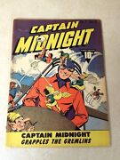 Captain Midnight 4 Grapples The Gremlins 1943 Scraps The Japs
