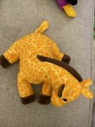 Twigs Giraffe Beanie Babies Collection Born May 19, 1995 Soft Toy With Tags
