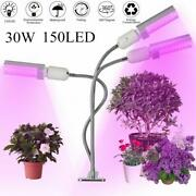 Led Grow Light 30w Growing Lamp For Indoor Plants Veg Hydroponic Flower Bloom