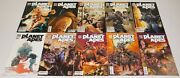 Planet Of The Apes 1-16 Vf/nm Complete Series + Annual - All B Variants Set Lot
