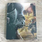 Assassins Creed Valhalla Ps4 Steelbook Only No Game