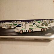 2006 Hess Toy Truck And Helicopter Holiday Set - New In Box