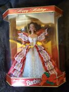Holidays Special Edition 1997 Very Rare Barbie Doll With Error/mistake...