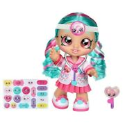 Kindi Kids Fun Time Doll Dr. Cindy Pops Fun Play Friends Xmas Gifts For Kids