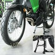 Motorcycle Centerstand Center Kickstand Foot Side Stand For Kawasaki Versys X300