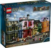 Lego 75978 Harry Potter Diagon Alley Free Shipping