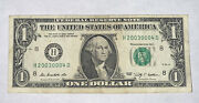 2009 1 Frn 5 Of A Kind Date 2003 1 Triple Cool Serial Number H 20030004 D