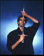 David Copperfield Legendary Magician With Sword Original 5x4 Transparency