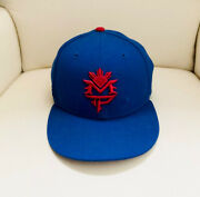 Manny Pacquiao Nike Hat Adjustable Snapback Color Royal Blue