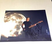 Roger Waters Signed Autographed 16x20 Photo Wall Dsotm Beckett Bas Coa A84137