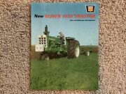 Oliver New 1950 Tractor Sales Brochure 16 Pages 1964
