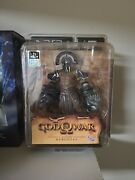 Dc Unlimited God Of War Hercules Series 1 Action Figure Sony Ps3 2010 Neca