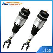 2x Front Lh+rh Air Suspension Shocks Struts For Jeep Grand Cherokee 4wd Rwd Awd
