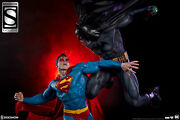 Batman Vs Superman Diorama By Sideshow Collectibles Exclusive Edition New In Box