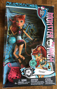 Monster High Ghoul Sports Toralei Stripe Doll In Box 2014