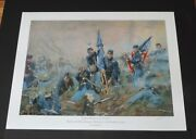 Don Troiani - Three Medals Of Honor - Collectible Civil War Print