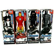 Marvel Titan Hero Series 12 Inch Action Figures Ages 4+ Hasbro Various