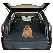 Car Seat Cover Waterproof Anti-dirty Auto Trunk Seat Mat,pet Carriers Protector