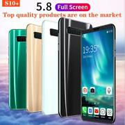 2 In 1 Sale Smart Phone Mobile Android 8.0 Unlocked 8 Core Dual Sim 4gb +64gb