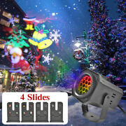 Christmas Projector Lights Led Laser Outdoor Landscape Xmas Move Lamp Xmas Gift