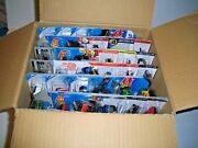 Hot Wheels Custom Case Of 72 Cars And One Id Car And 5 Or 6 Treasure Hunters Case