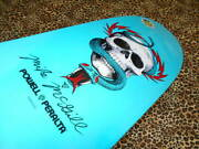 Powell Peralta Early 80and039s Reissue Mike Mcgill Skateboard Deck Caballero Dragon