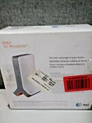 Atandt Microcell Wireless 3g Cell Signal Booster Tower Antenna