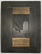 Illinois Bell Planning For Telephones In Buildings 1929 Book Rare Antique