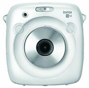 Fujifilm Instax Square Sq10 Hybrid Instant Camera White From Japan Free Shipping