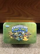 Skylanders Swap Force Topps Collector Tin Box Kit Trading Cards Factory Sealed