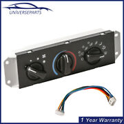 Hvac A/c Heater Control And Blower Motor Switch For 99-04 Jeep Wrangler 55037473ab