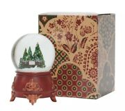 In Hand Sold-out Taylor Swift Christmas Tree Farm Snow Globe Limited Edition