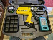 Stanley Battery Powered Hydraulic Crimper