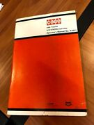 Case 446 Tractor Operatorand039s Manual S/n 9742953 And After 9-6421
